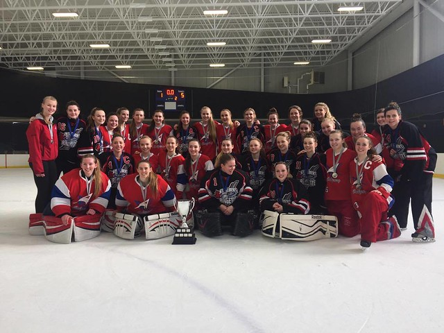 Feb 26, 2017 - AA Provs Calg - U19AA Calgary Team AB and St. Alb Mission (Silver)