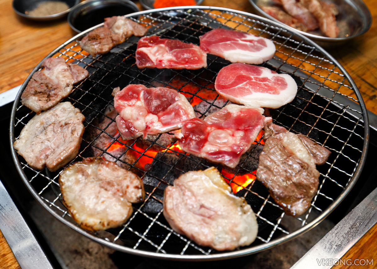 Authentic BBQ Grilled Meat
