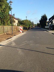 Baustelle Köpenicker Straße #1