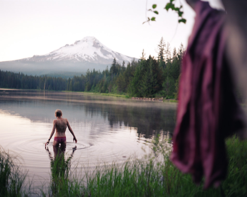 Tuesday (Mountain Bath)   2015   Olivia Bee   Flickr