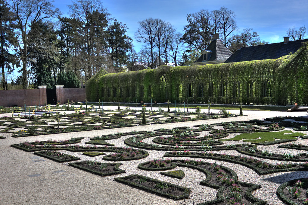Palazzo di het loo il grande giardino alla francese - Giardino francese ...