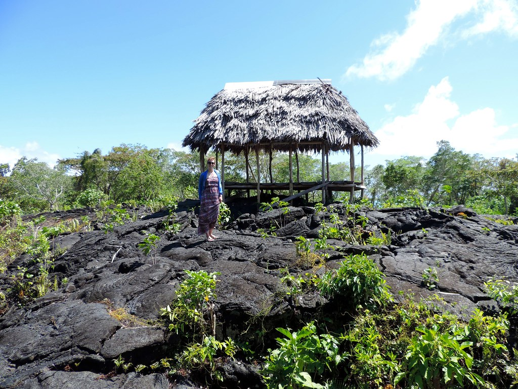 Saleaula Lava Fields, Savaii