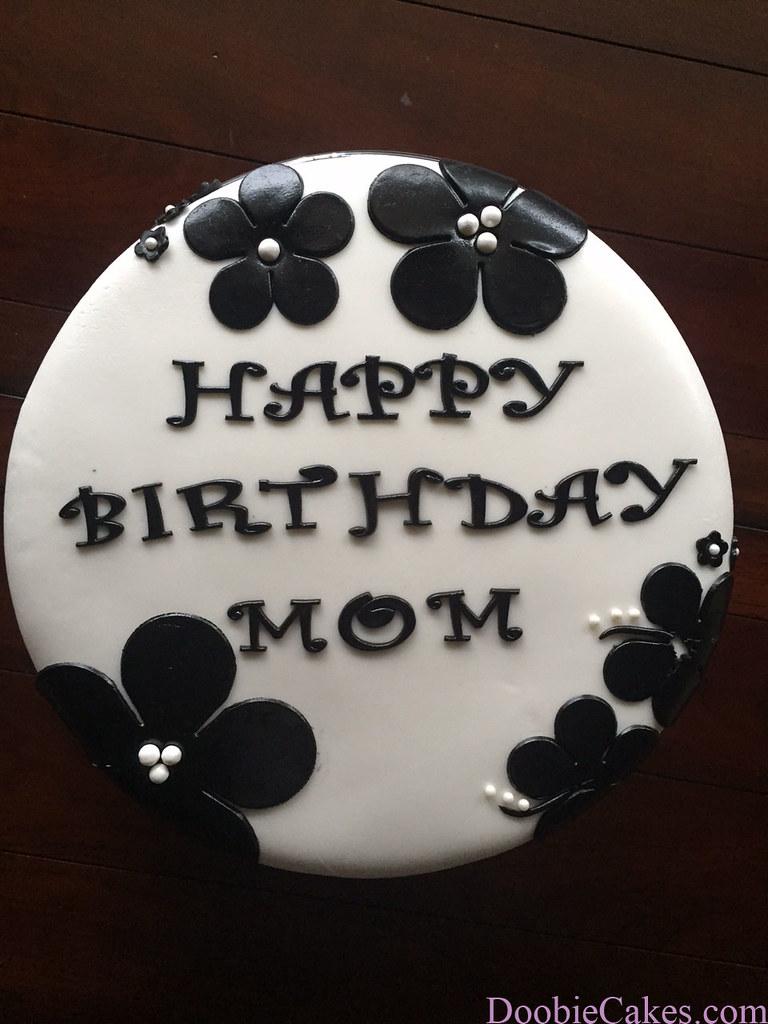 Birthday For Mom 10 Golden Rum Cake Doobiecakes Flickr