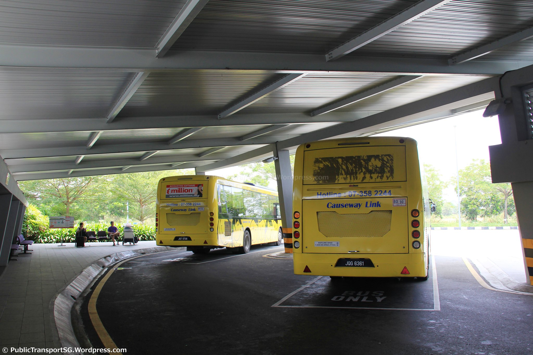 A1 Airport Parking >> JB Bus Terminals | Public Transport SG