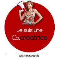 co créatrice misslanguedevip