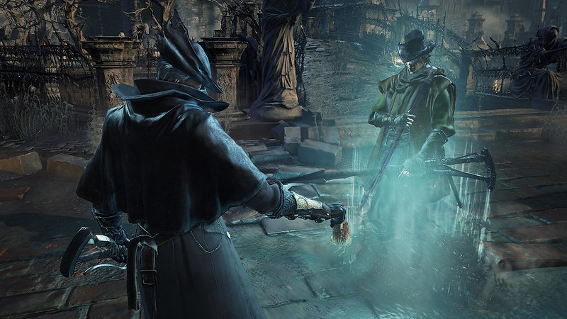 Bloodborne: Patch Details, New Screenshot from The Old Hunters
