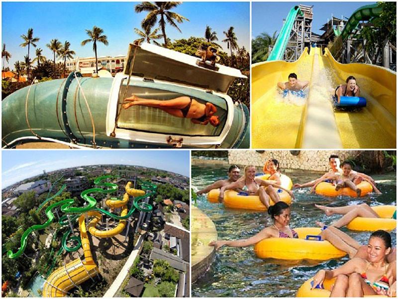 Waterparks Bali