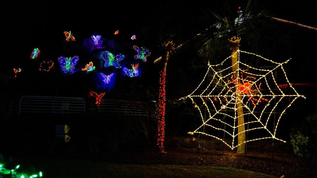 14th Annual Festival Of Lights Moody Gardens Galveston