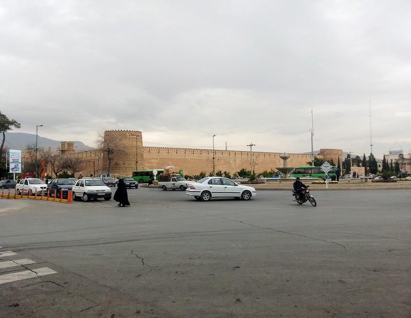 Крепость Керим-хан