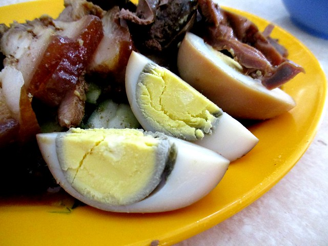 Egg and gizzard