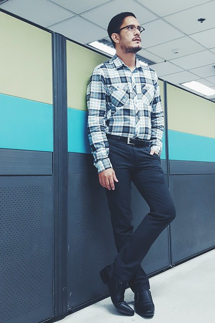 halfwhiteboy checkered shirt 02