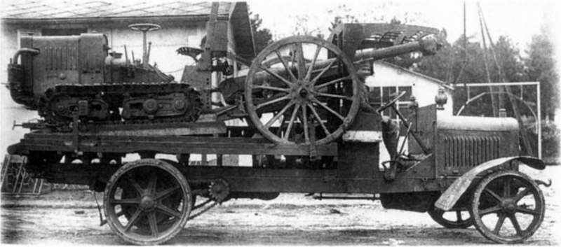 75mm-M1897-with-tractor-on-berliet-cba-blj-2