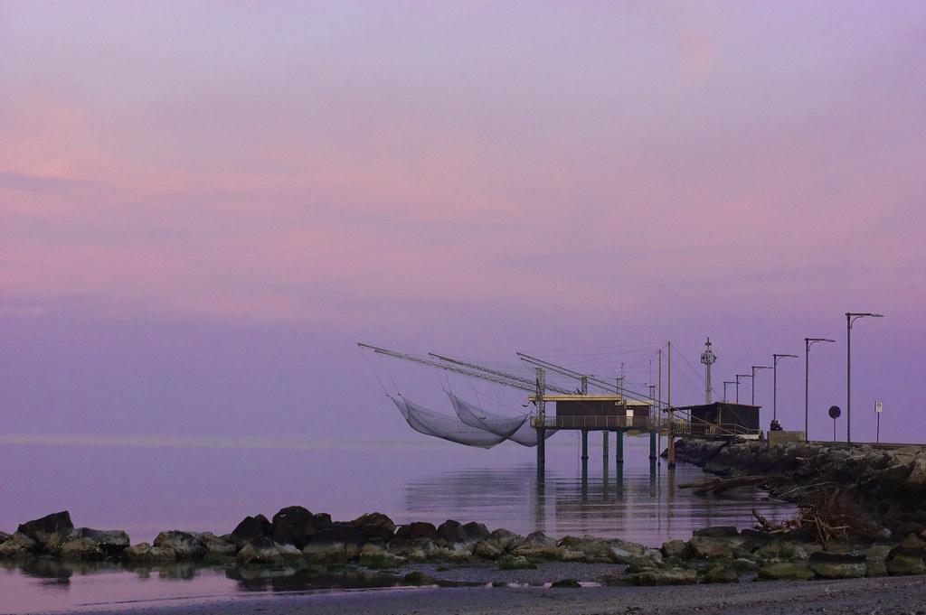 Porto Garibaldi Trabocchi
