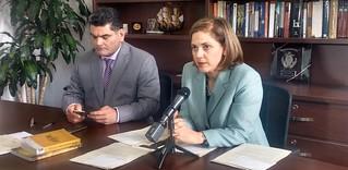 Senadora María del Rosario Guerra