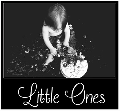 Little Ones Portfolio Button
