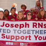 Nurses Urge California AG to Deny Application for Merger of  St. Joseph Health System and Providence