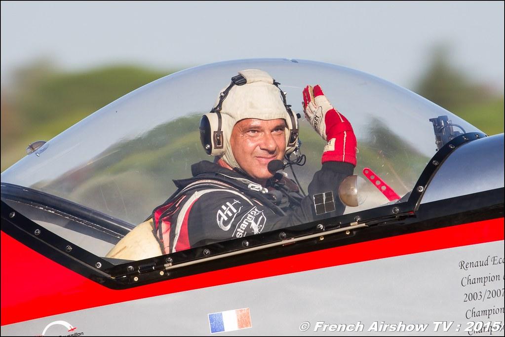 Cap231ex,F-HRAL , AdrenalinFlights , show aérien , voltige aérienne ,Feria de l'air 2015,BAN Nimes-Garons, Feria de l'air nimes 2015, Meeting Aerien 2015