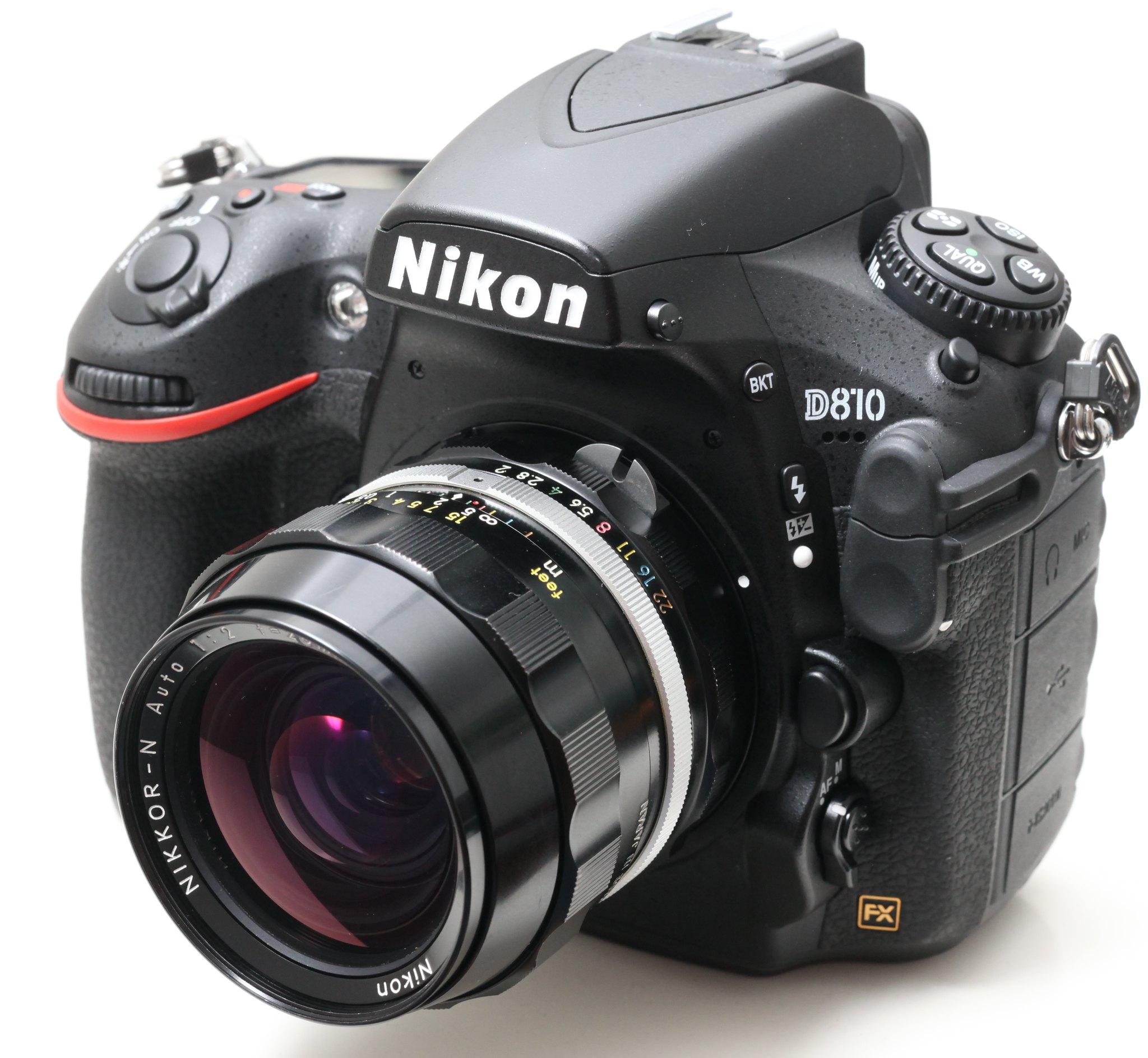 二手鏡頭 香港 . . . Nikon 28mm f/2 Auto N酒吧之眼(non-AI) 超利 油潤  大光圈廣角名鏡  罕有95新