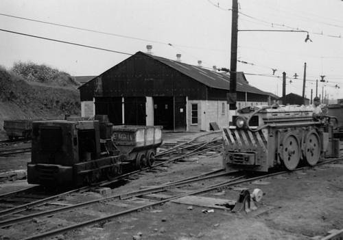Ruston Class LBU Diesel Locomotive RH