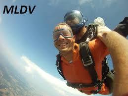 saut en parachute