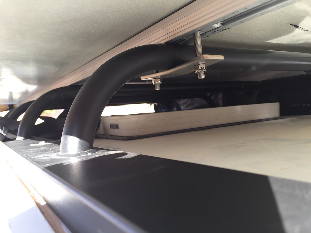 Expedition Inspired Roof Rack