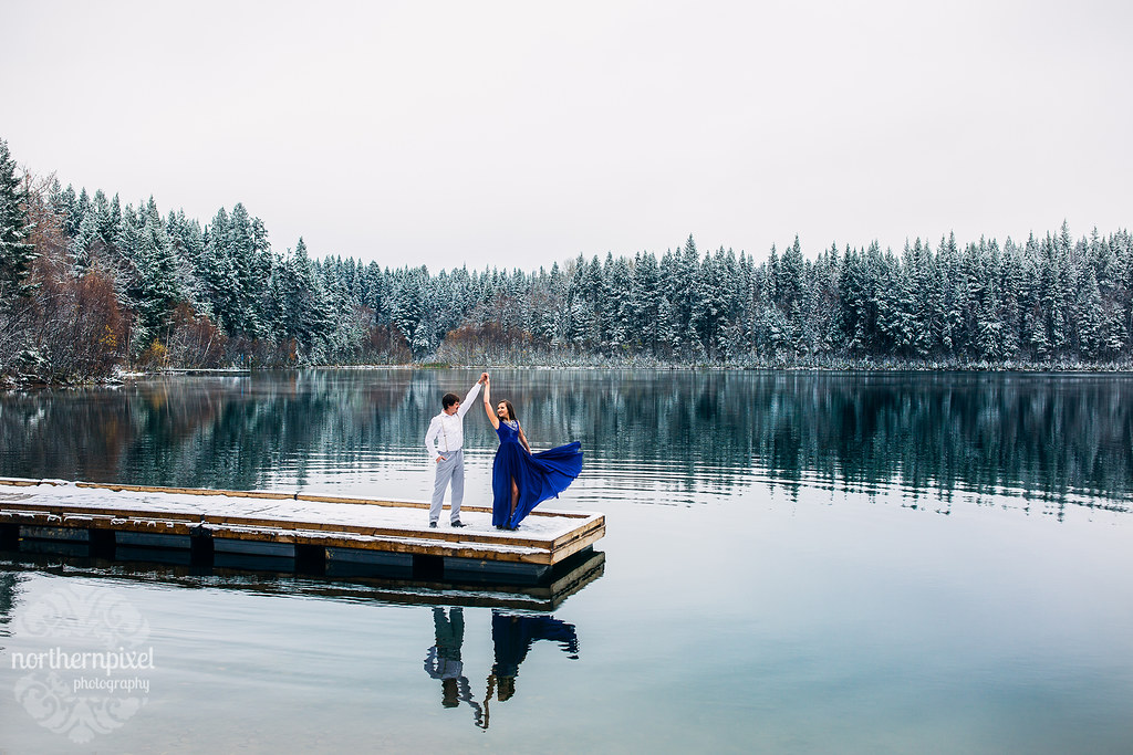 British Columbia Engagement Photographers