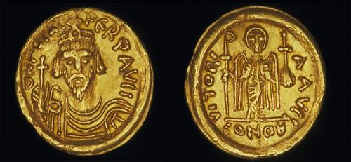 Phocas (Phokas) I, 602–610 The pointiest of the Byzantine beards