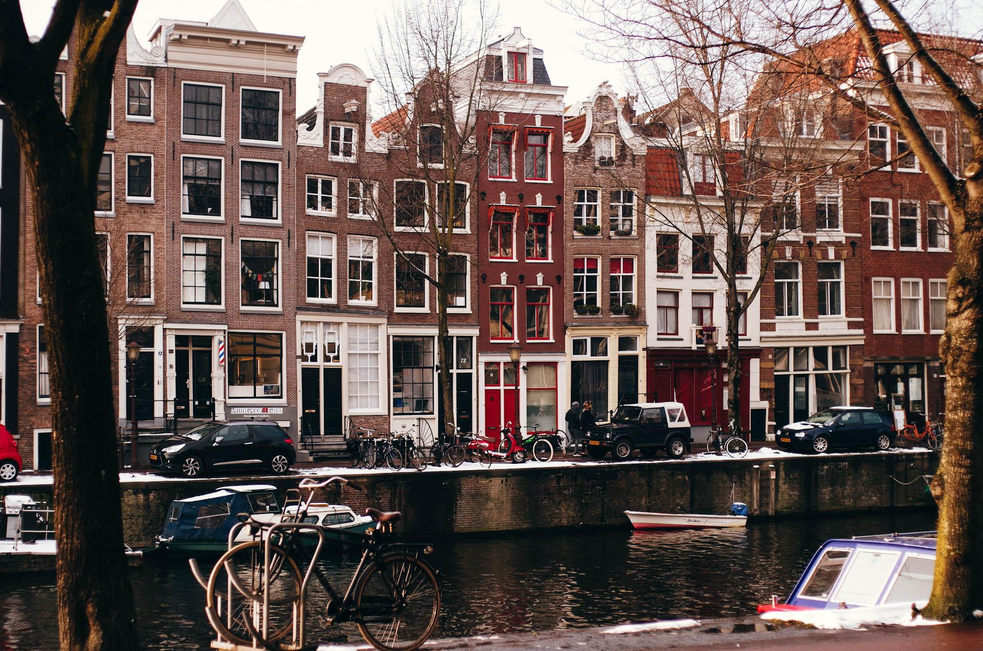 Amsterdam, Nieuwmarktbuurt