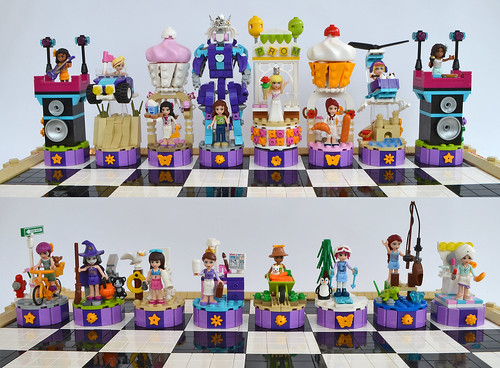 LEGO Friends Chess