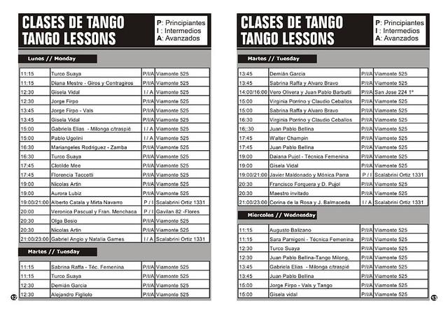 Punto Tango Enero 2017 Magazine 11