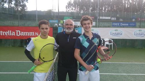 Fotos arbitrajes Campeonato Gallego Alevín y Cadete 2017