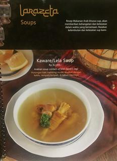 menu larazeta surabaya 16