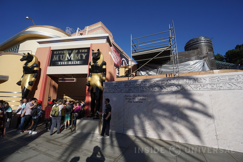 Photo Update: February 12, 2017 - Universal Studios Hollywood