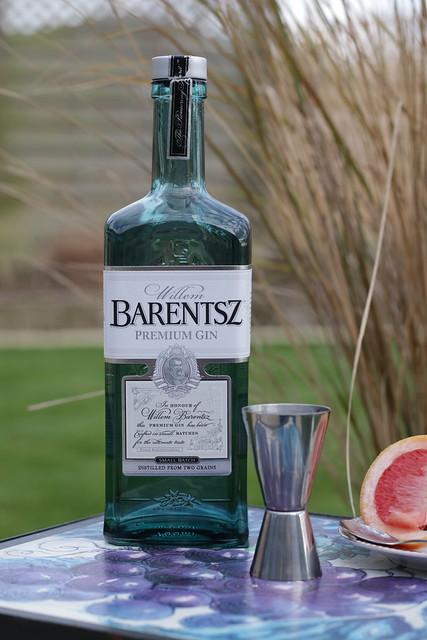 Jasmine Fizz Cocktail - Willem Barentsz