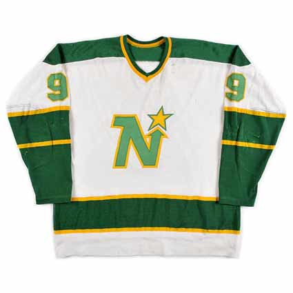 Minnesota North Stars 1971-72 F jersey