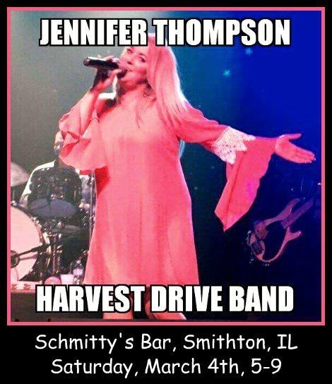 Jennifer Thompson Harvest Drive 3-4-17