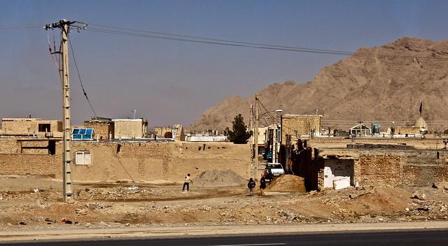 Isfahan to Shiraz