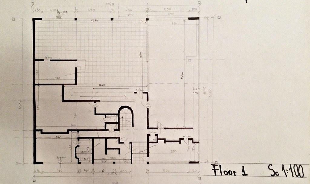 20745530330 on Villa Savoye Floor Plans