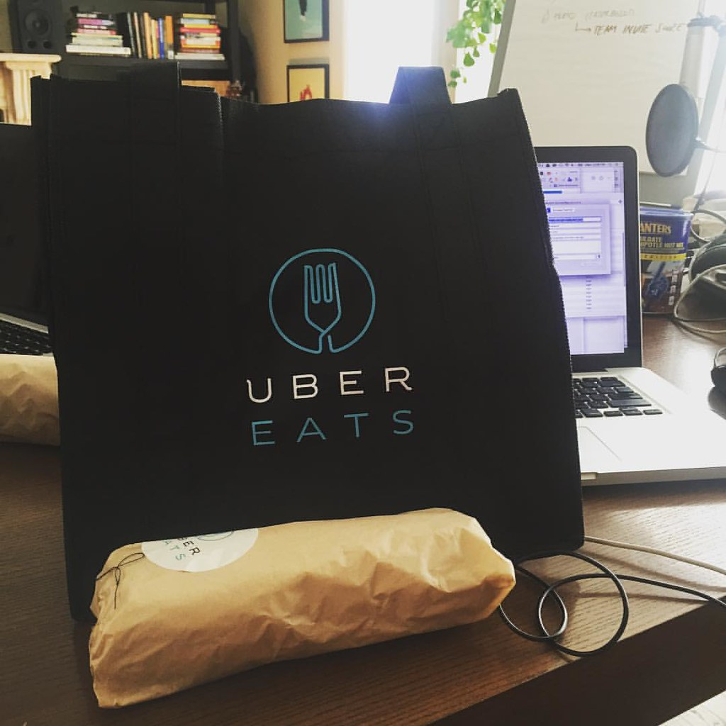 Ubereats Free Food Bangalore
