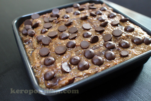 Quaker Instant Oats Chococlate Cake | by keropokman