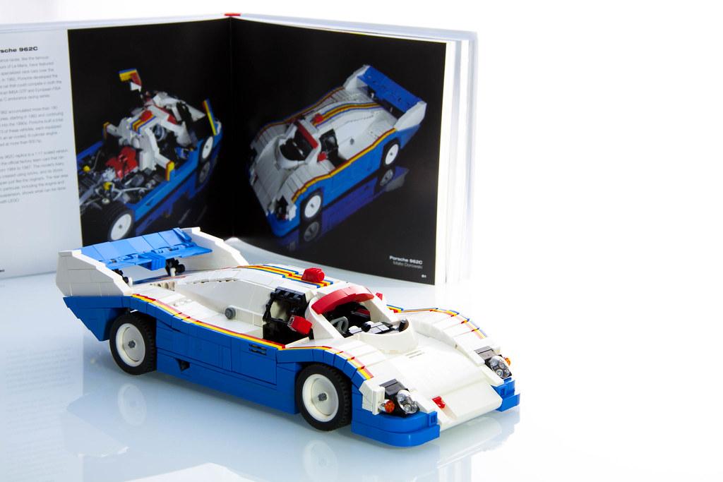 lego porsche 956 962 in art of lego scale modeling flickr. Black Bedroom Furniture Sets. Home Design Ideas