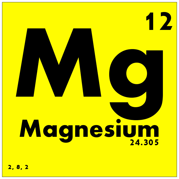 a study of the element magnesium About magnesium (element) definition magnesium (symbol mg) is a lightweight, moderately hard, silvery-white metallic element of the alkaline-earth group.