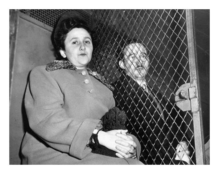 a report of the julius and ethel rosenberg case Rosenberg case, in us history, a lengthy and controversial espionage case in 1950, the federal bureau of investigation arrested julius rosenberg (1918-53), an electrical engineer who had worked (1940-45) for the us army signal corps, and his wife ethel (1916-53) they were indicted for.