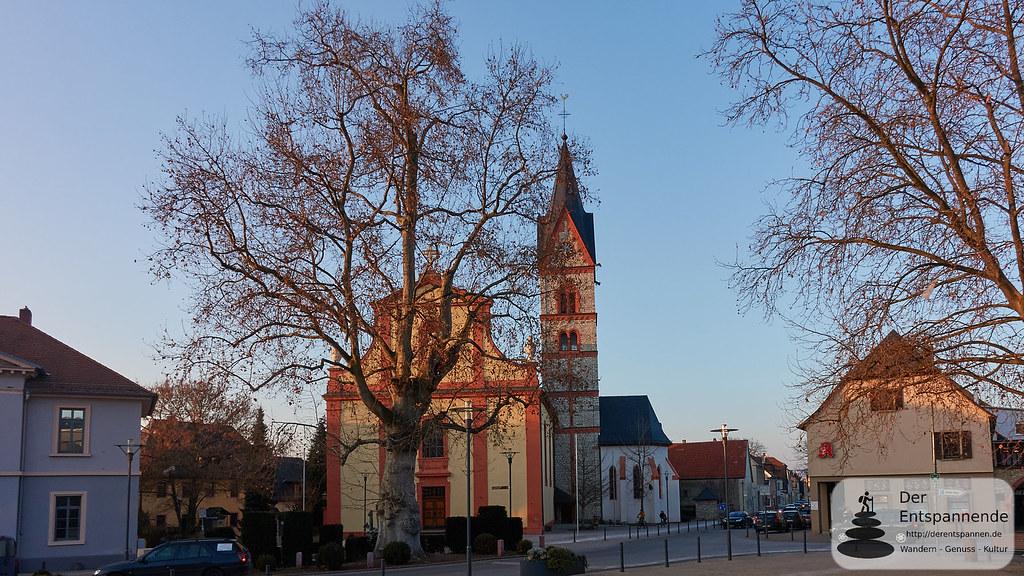 Katholische Kirche St. Georg in Nieder-Olm