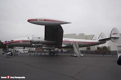 CF-TGE - 4544 - Trans-Canada Air Lines TCA - Lockheed L-1049G Super Constellation - The Museum Of Flight - Seattle, Washington - 131021 - Steven Gray - IMG_3667