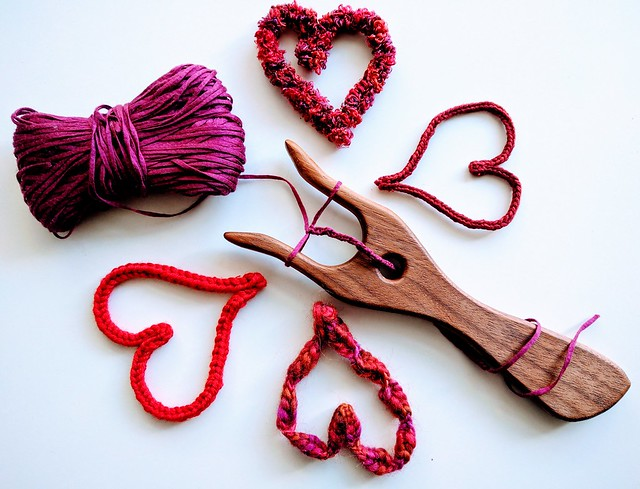 Lucet Hearts and Valentines