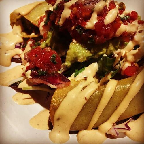 Crispy Prawn Tacos #wahaca | via Instagram ift.tt/2iN5RdH | Flickr