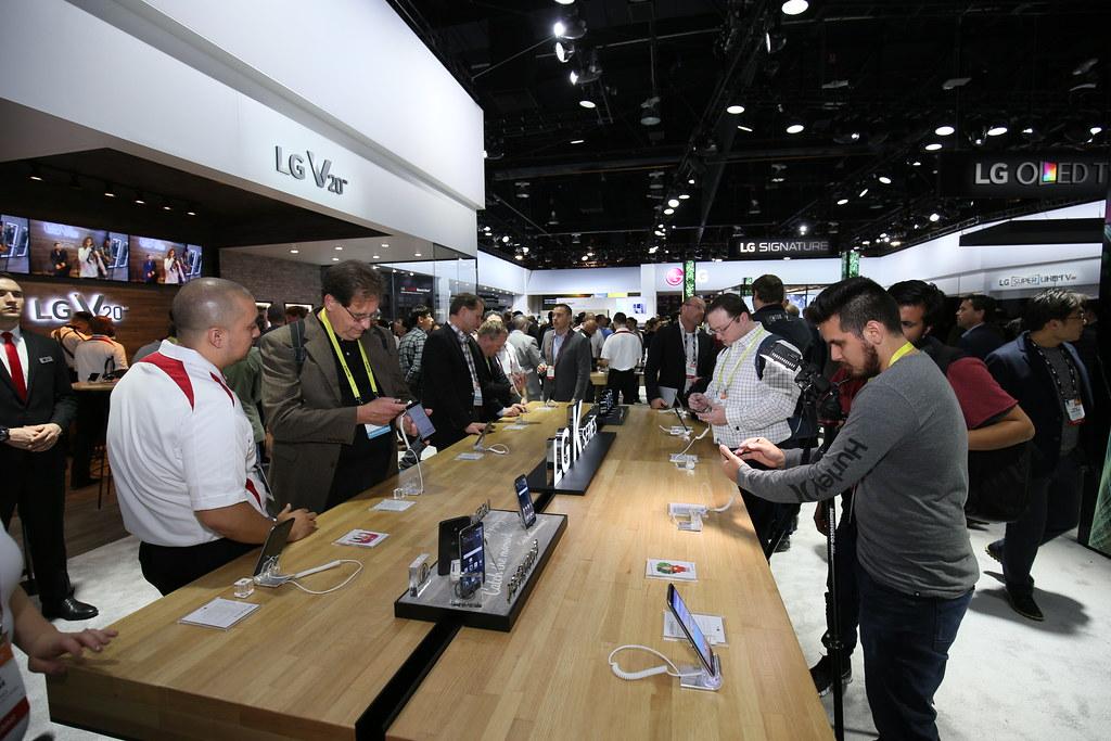 LG전자, CES 2017에 시장선도 전략제품 대거 선보여