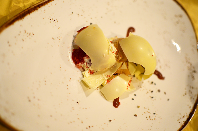 Dessert, Michelin star, Italian Lakes