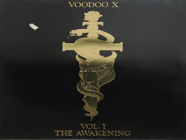 VOODOO X - VOL 1 THE AWAKENING